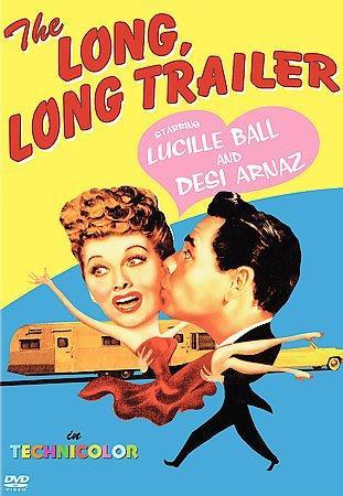 The Long, Long Trailer (DVD)