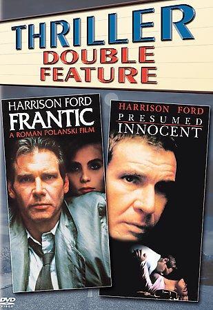 Frantic/Presumed Innocent (DVD)