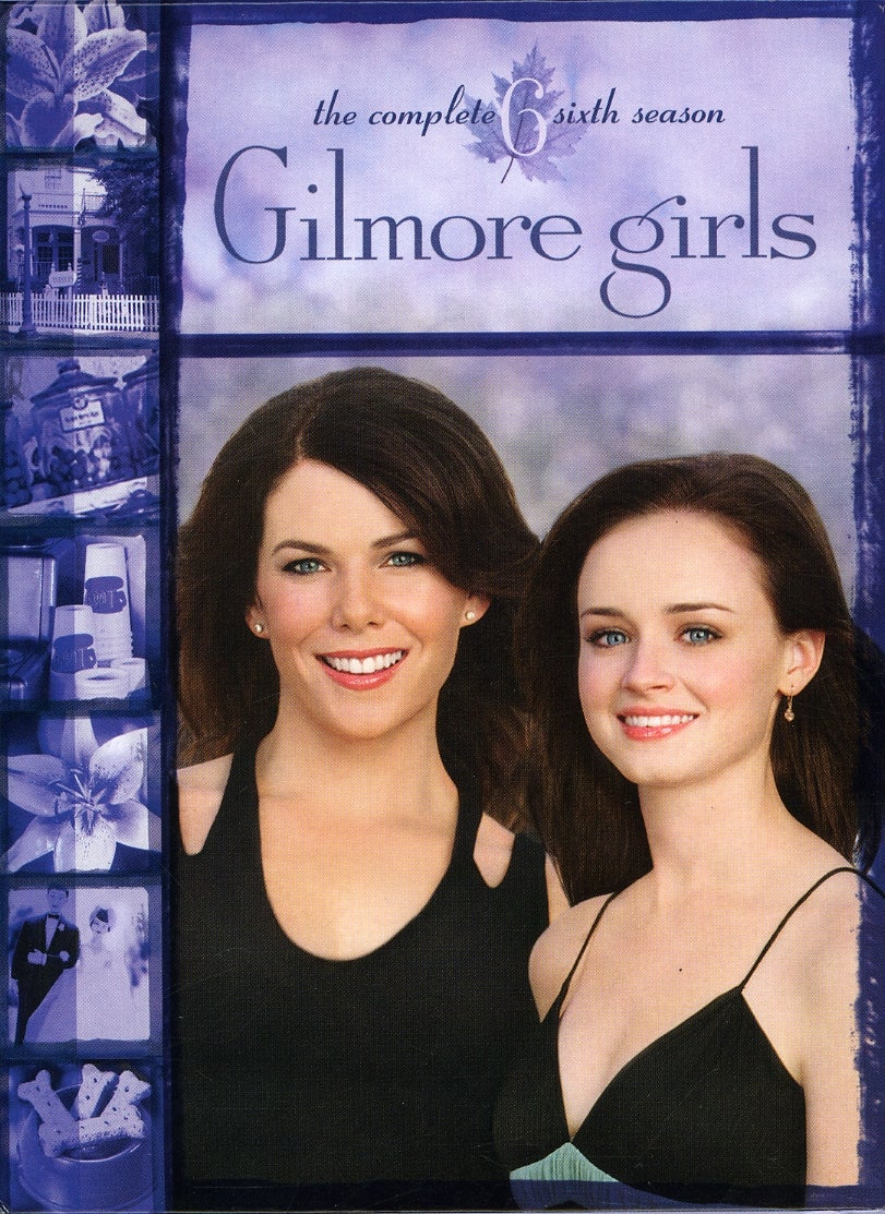 Gilmore Girls: The Complete Sixth Season (DVD)