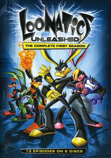 Loonatics Unleashed: Season 1 (DVD)
