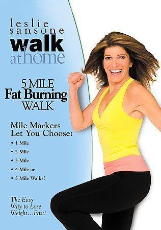 Leslie Sansone: 5 Mile Fat Burning Walk (DVD)