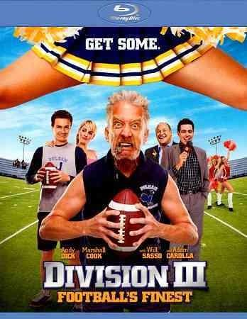 Division III: Football's Finest (Blu-ray Disc)