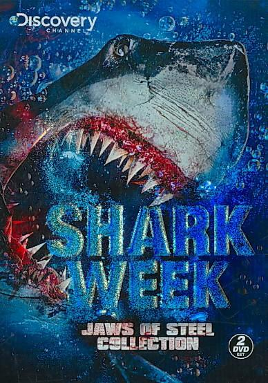 Shark Week Jaws Of Steel Collection (DVD)
