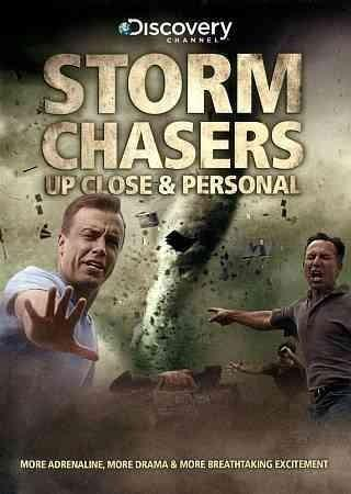 Storm Chasers Up Close And Personal (DVD)