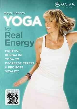 Yoga for Real Energy (DVD)