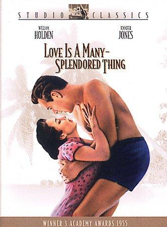 Love Is A Many Splendored Thing (DVD)