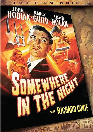 Somewhere In The Night (DVD)