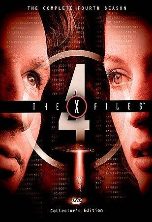 X-Files: Season 4 (DVD)
