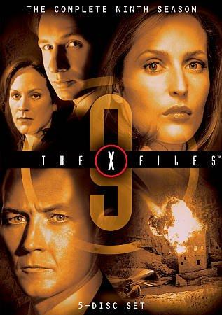 X-Files: Season 9 (DVD)
