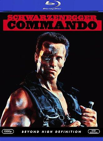 Commando (Blu-ray Disc)