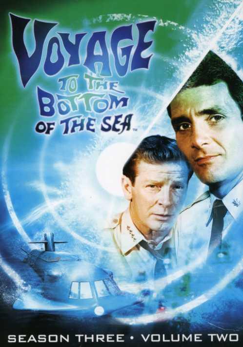 Voyage To the Bottom of the Sea: Season 3 Vol. 2 (DVD)