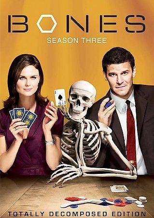 Bones: Season 3 (DVD)