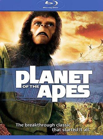 Planet Of The Apes 40th Anniversary (Blu-ray Disc)