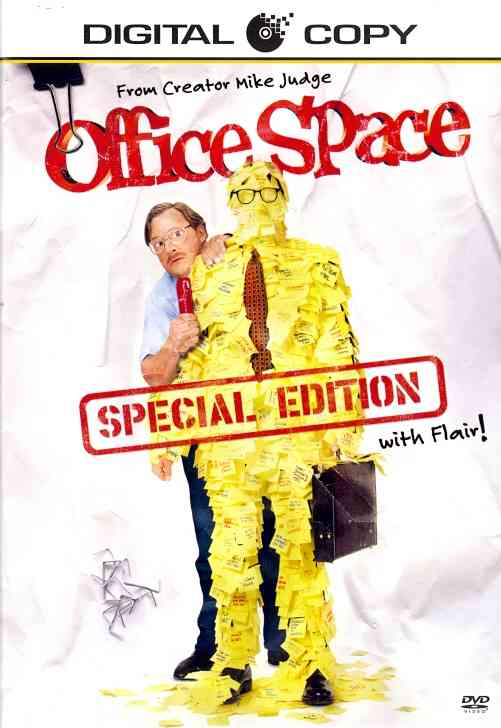 Office Space - 2-Disc Set; Checkpoint; Digital Copy (DVD/WS)