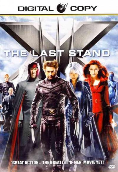 X3: The Last Stand (DVD)
