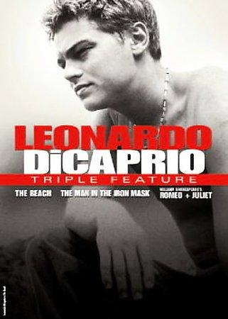 Leonardo Dicaprio Triple Feature (DVD)