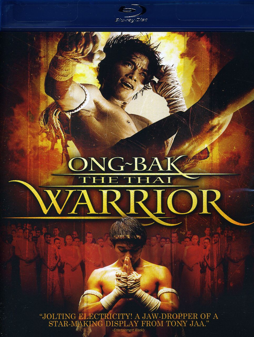 Ong Bak: The Thai Warrior (Blu-ray Disc)