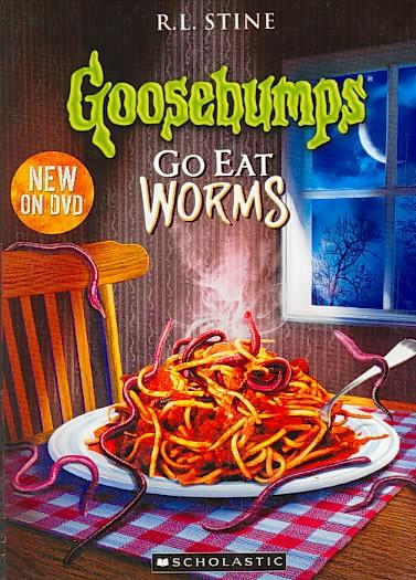 Goosebumps: Go Eat Worms! (DVD)