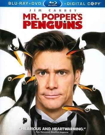 Mr. Popper's Penguins (Blu-ray/DVD)