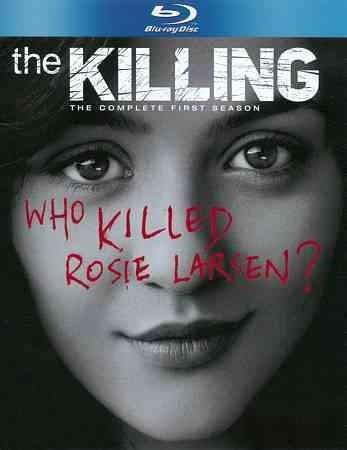 The Killing: Season 1 (Blu-ray Disc)