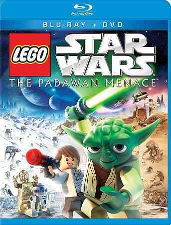 Star Wars Lego: The Padawan Menace (Blu-ray Disc)