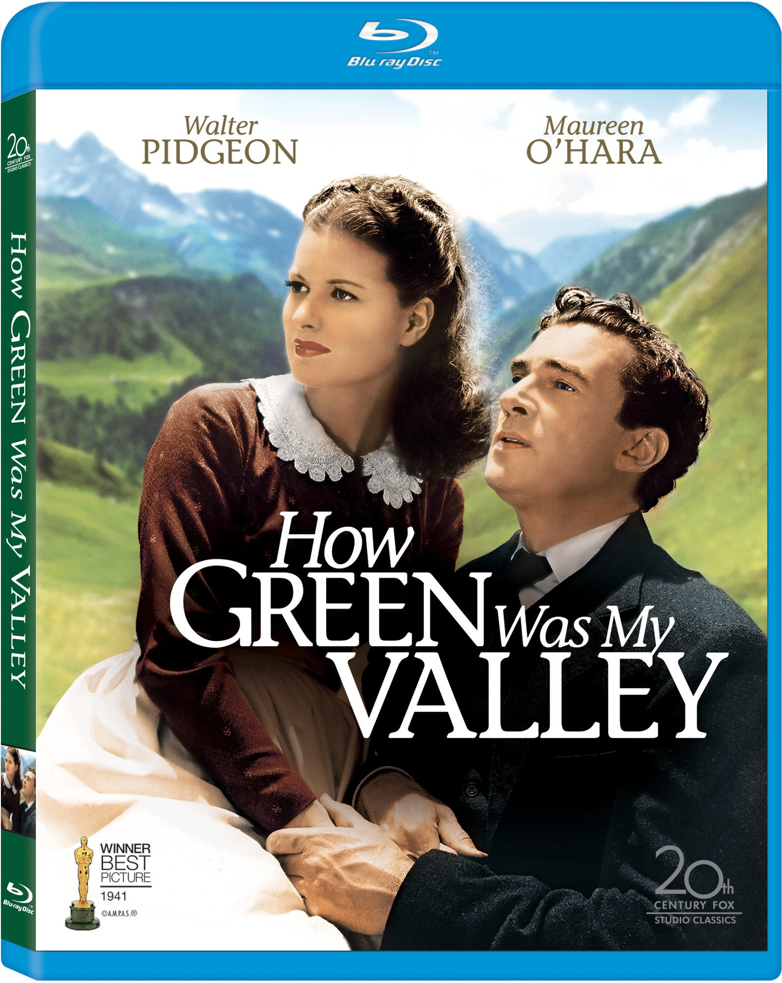 How Green Was My Valley (Blu-ray Disc)