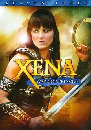 Xena: Warrior Princess Season 3 (DVD)