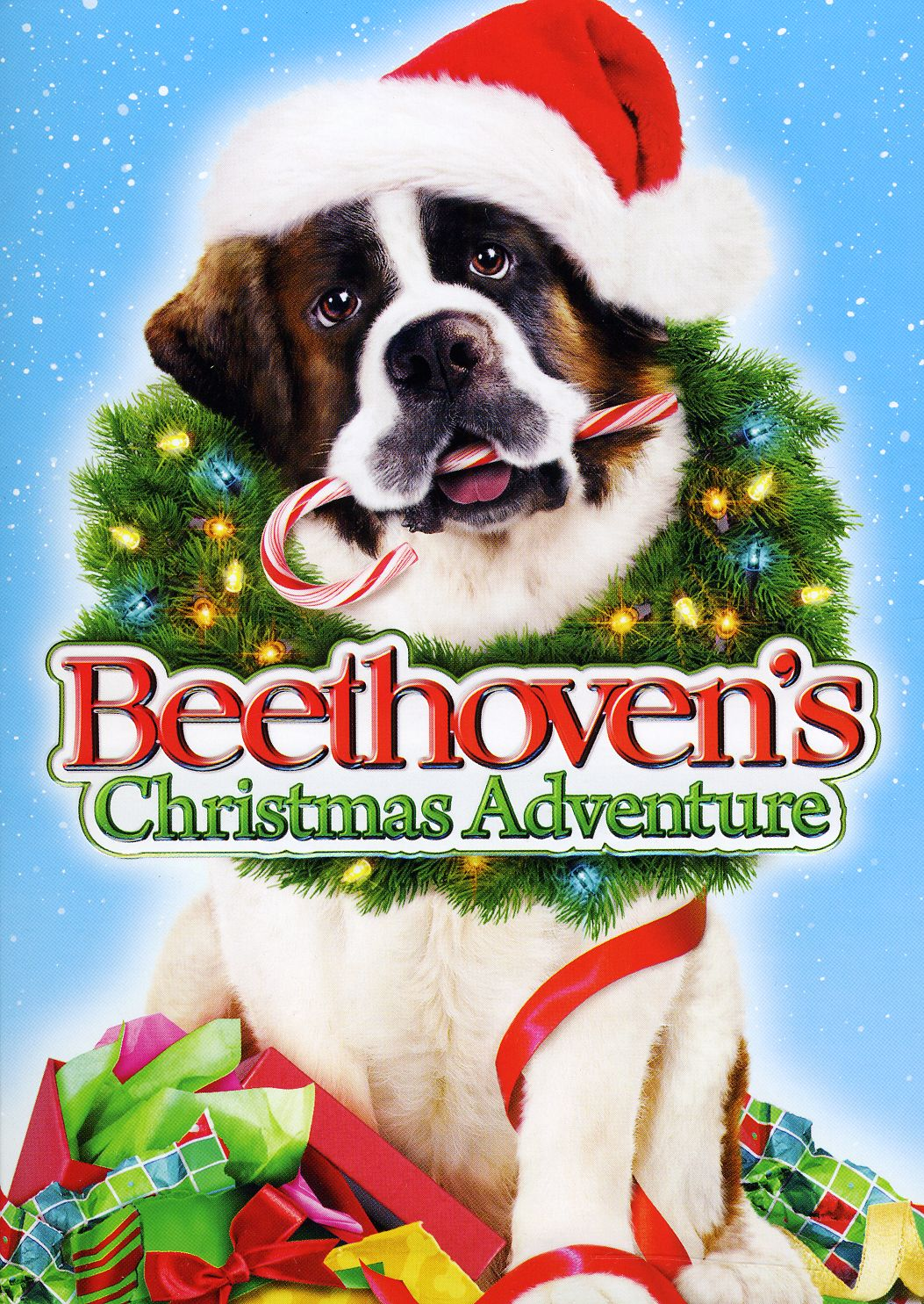 Beethoven's Christmas Adventure (DVD)