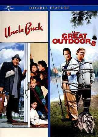 The Great Outdoors/Uncle Buck (DVD)