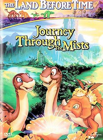 The Land Before Time 4: Journey Through The Mists (DVD)
