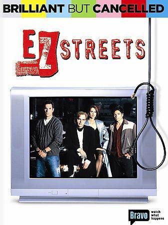 Brilliant But Cancelled: EZ Streets (DVD)