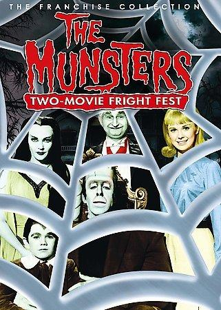 The Munsters: Two-Movie Fright Fest (DVD)