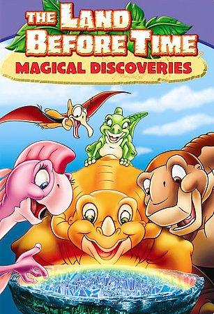 The Land Before Time: Magical Discoveries (DVD)