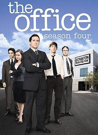 The Office: Season Four (DVD)