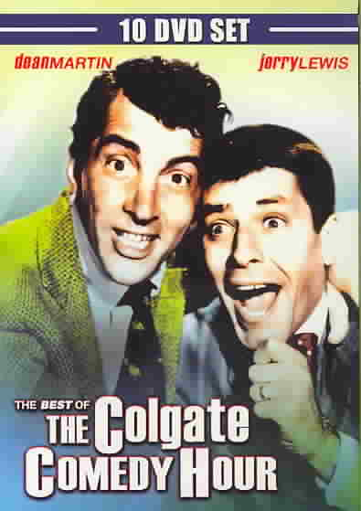 Martin & Lewis - The Complete Colgate Comedy Hour Collection (DVD)