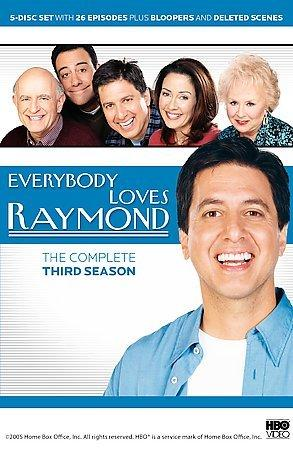 Everybody Loves Raymond: The Complete Third Season (DVD)
