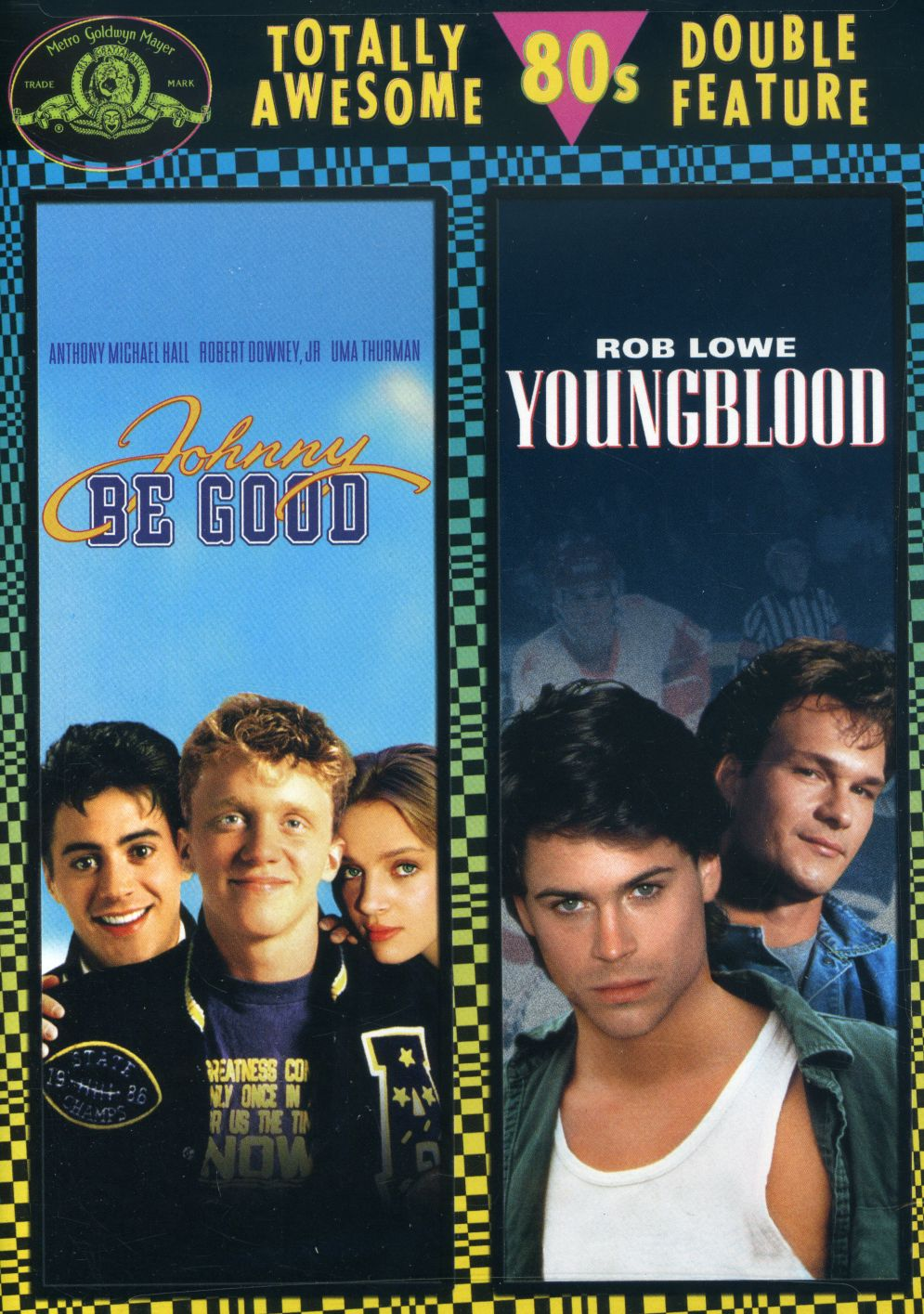Johnny Be Good & Young Blood (DVD)