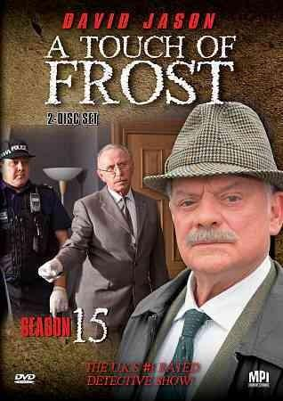 A Touch of Frost: Season 15 (DVD)