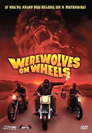 Werewolves On Wheels (DVD)