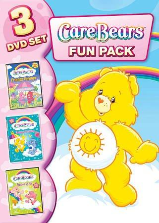 Care Bears Family Fun Pack (DVD)