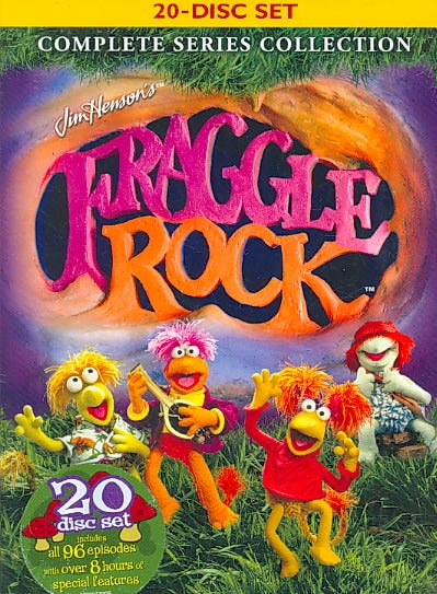 Fraggle Rock: Complete Series Collection (DVD)