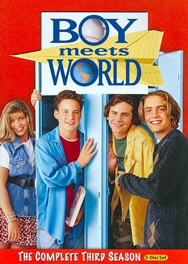 Boy Meets World: Season 3 (DVD)