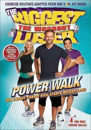 The Biggest Loser: Power Walk (DVD)
