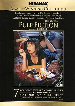 Pulp Fiction (DVD)