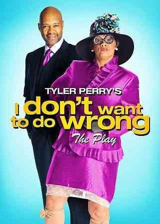 I Don't Want to Do Wrong (DVD)