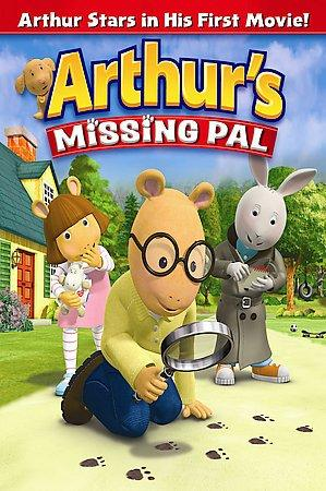 Arthur's Missing Pal (DVD)