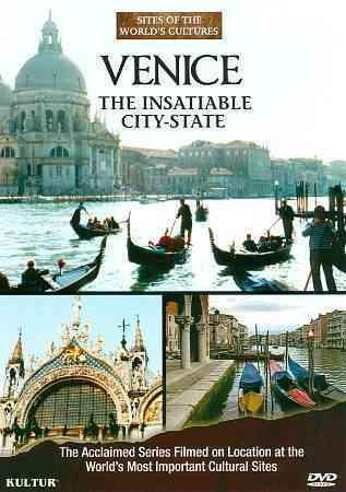 Sites of the World's Cultures: Venice: The Insatiable City-State (DVD)