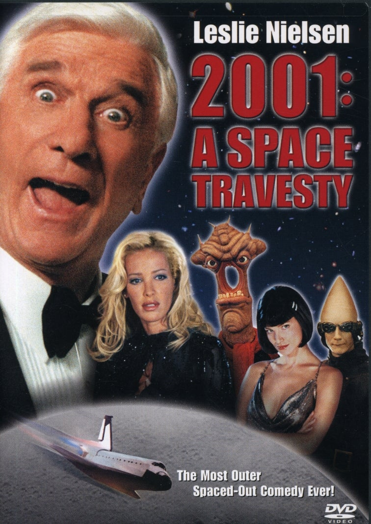 2001:A Space Travesty (DVD)