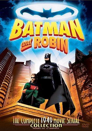 Batman and Robin: The Serial Collection (DVD)