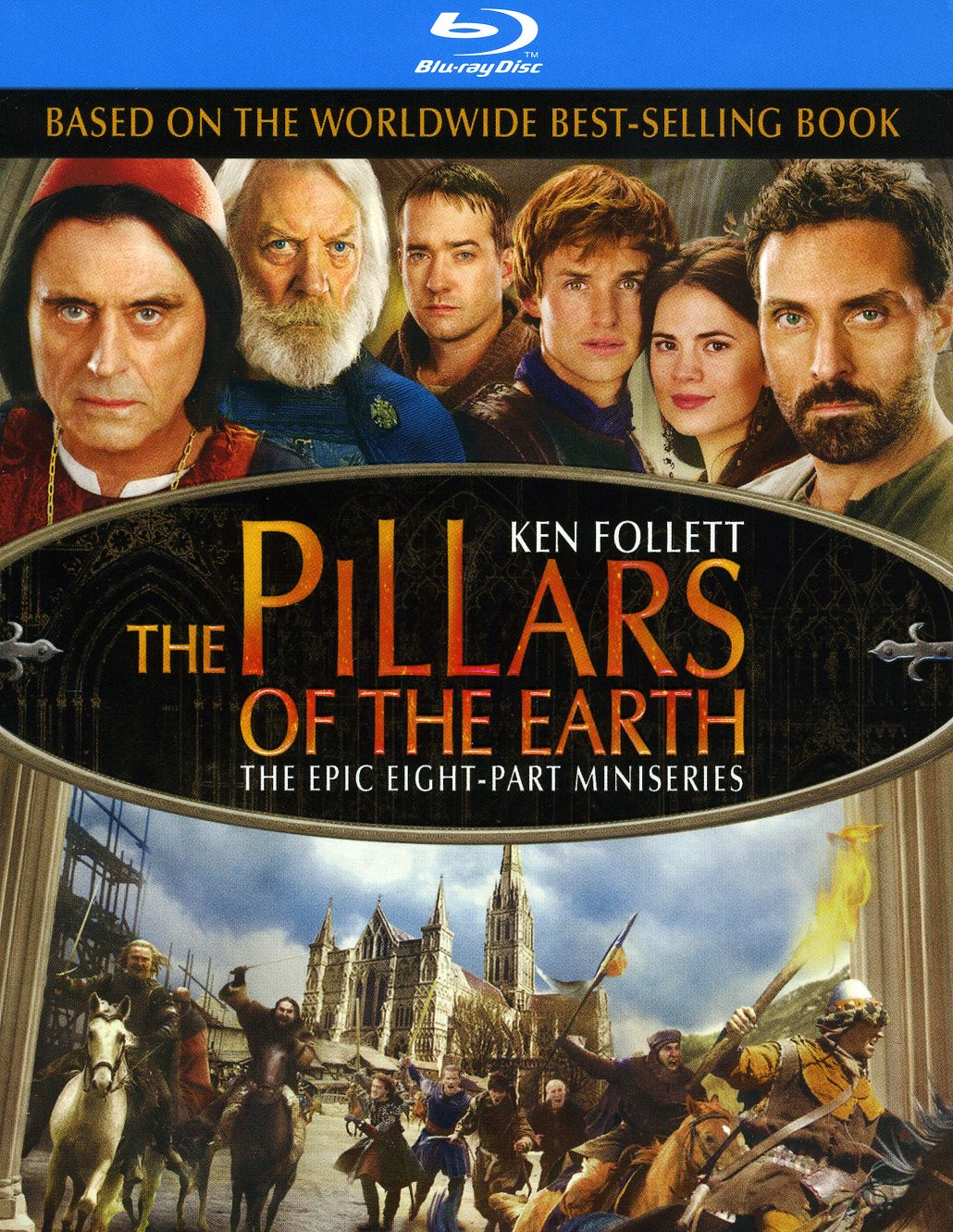 The Pillars of The Earth (Blu-ray Disc)